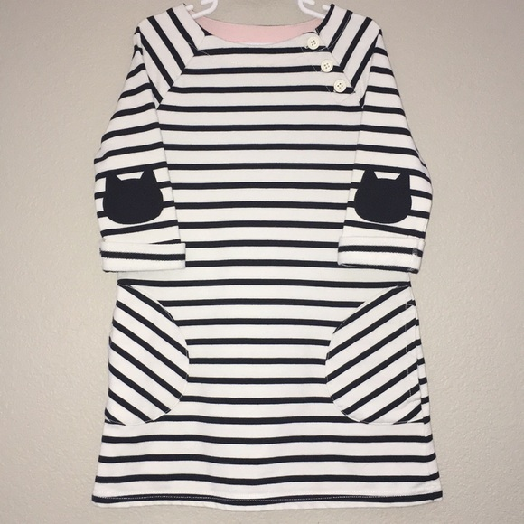 3bffc3a7f Crazy 8 Dresses | Girls Striped Dress | Poshmark
